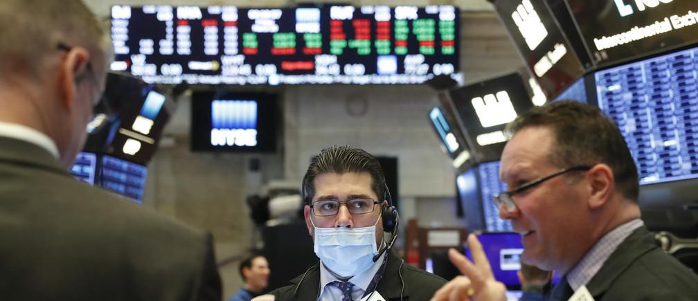 La pandemia COVID-19 ya ha tenido enormes efectos en la economía mundial.