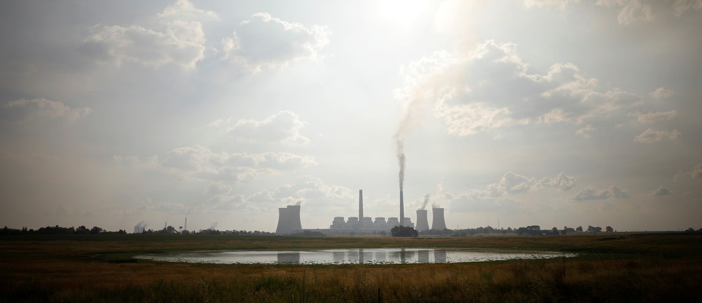 General view of the coal-based Kriel Power Station owned by the state power utility Eskom in Mpumalanga, near Kriel, South Africa, February 17, 2020. Picture taken February 17, 2020. REUTERS/Mike Hutchings - RC272H971UJZ