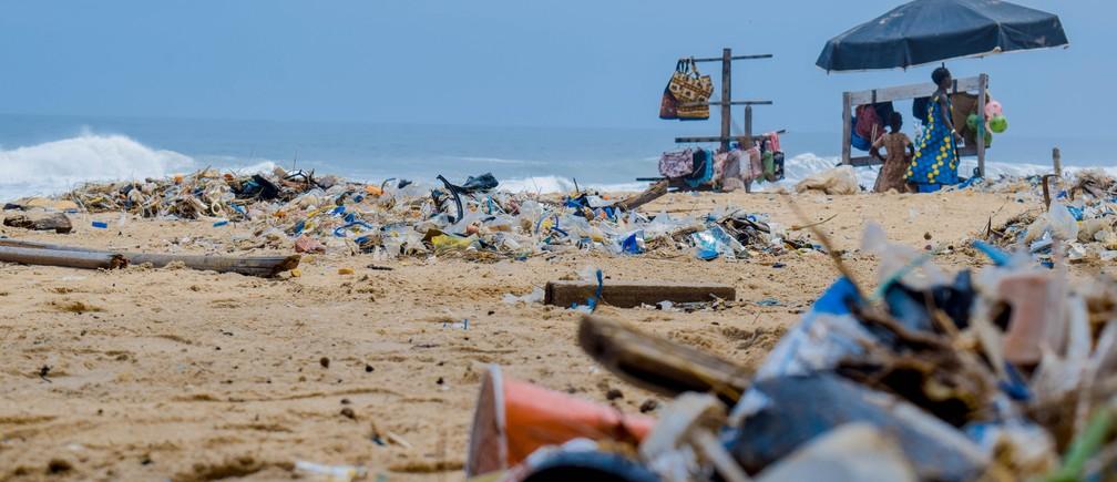 En 2018 en Asia se produjo algo más de la mitad de los plásticos del mundo (un 51%)