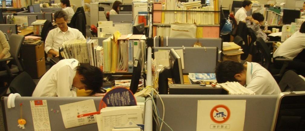 Au cours d'une semaine donnée, une personne sur six en âge de travailler est confrontée à un problème de santé mentale commun
