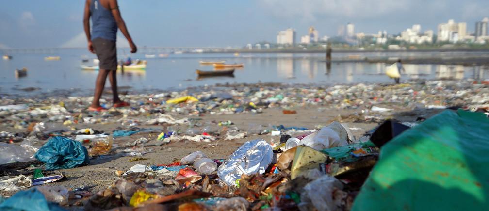 Los desechos plásticos encontrados proceden de zonas urbanas.