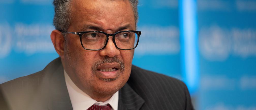 """El director general de la Organización Mundial de la Salud (OMS), Tedros Adhanom Ghebreyesus, advirtió hoy que """"el riesgo de volver al confinamiento es muy real"""""""