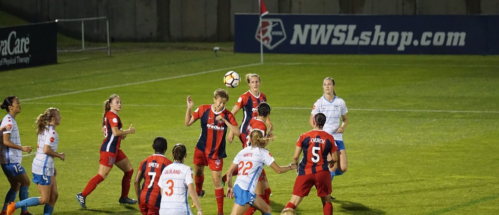 Maryland SoccerPlex, Boyds, United States.