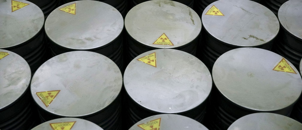 Radioactive waste must be secured for a minimum of 300 years, some of it for hundreds of thousand of years