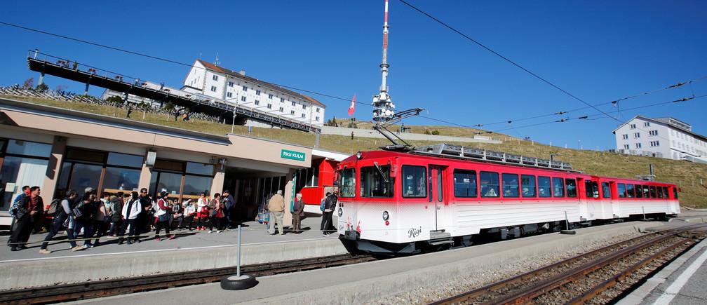 Swiss Rail Service