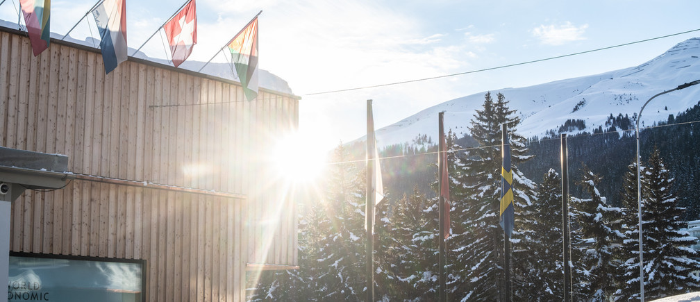 Davos Annual Meeting 2019 of the World Economic Forum in Davos, January 20, 2019. Copyright by World Economic Forum / Mattias Nutt