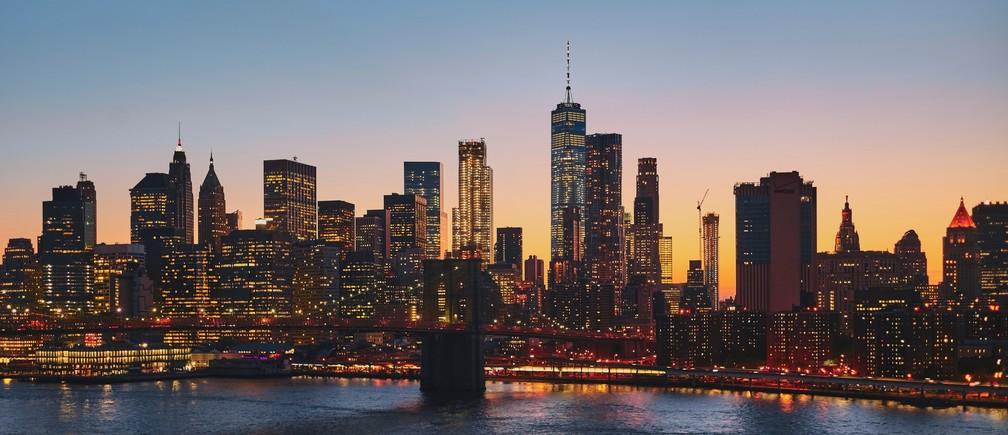 America light pollution city electricity