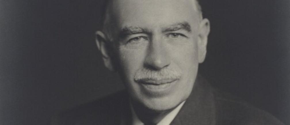 Keynes creía que la inversión del gobierno debería alentar el consumo al elevar el nivel general de producción
