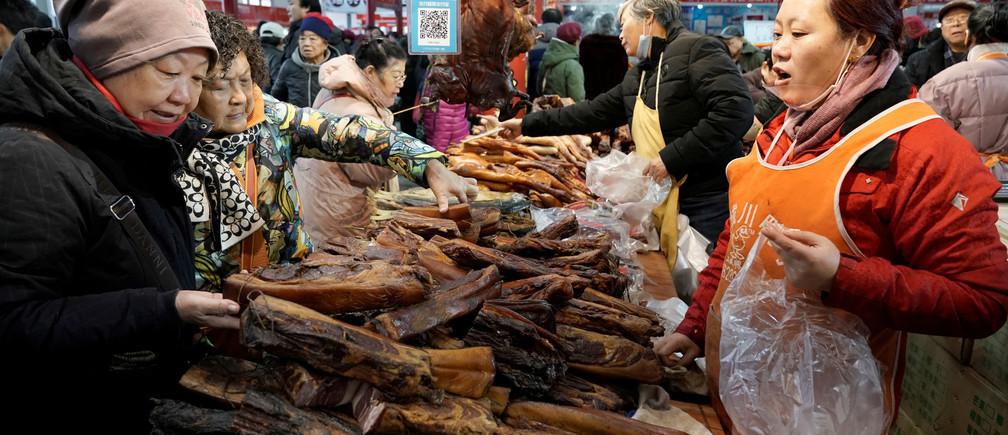 Marché humide ou marché de la faune ... les récents commentaires des médias ont confondu les deux.