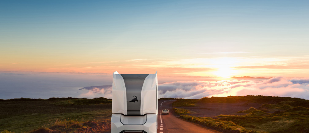 A new generation of technology, like Einride's driverless T-pod truck, could revolutionise the transport sector