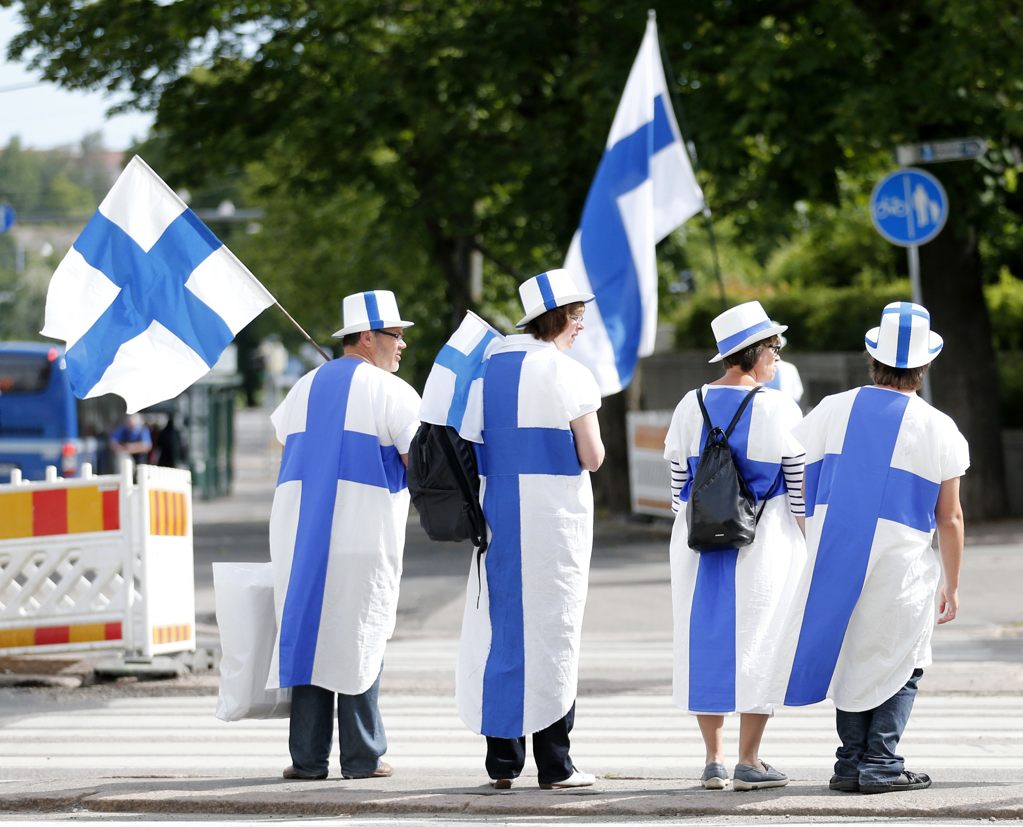 Finland recently published everyone's taxes on 'National Jealousy Day' |  World Economic Forum