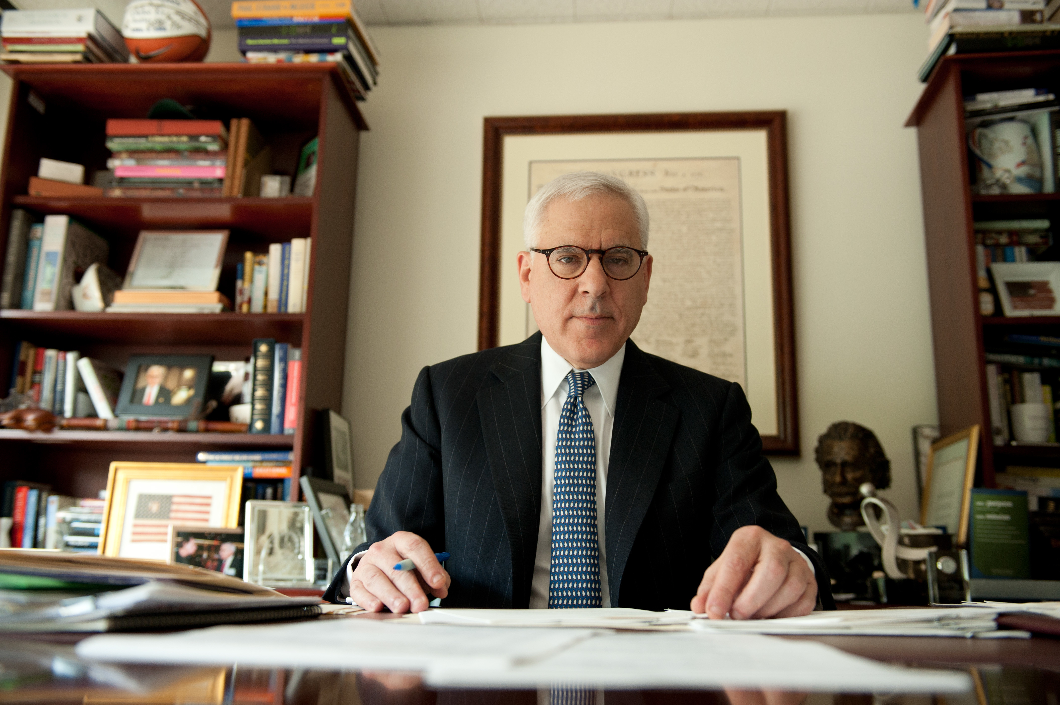 David Rubenstein, Co-Founder and Co-Executive Chairman, The Carlyle Group