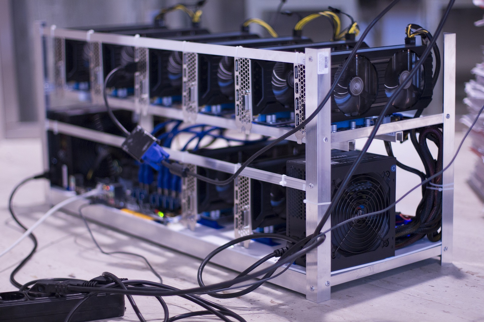 The energy that powers Bitcoin mining is already as much as 78% renewable
