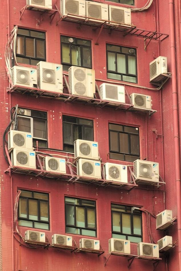 Air conditioning.