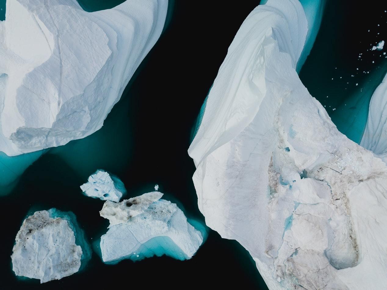 Microplastics Antarctica