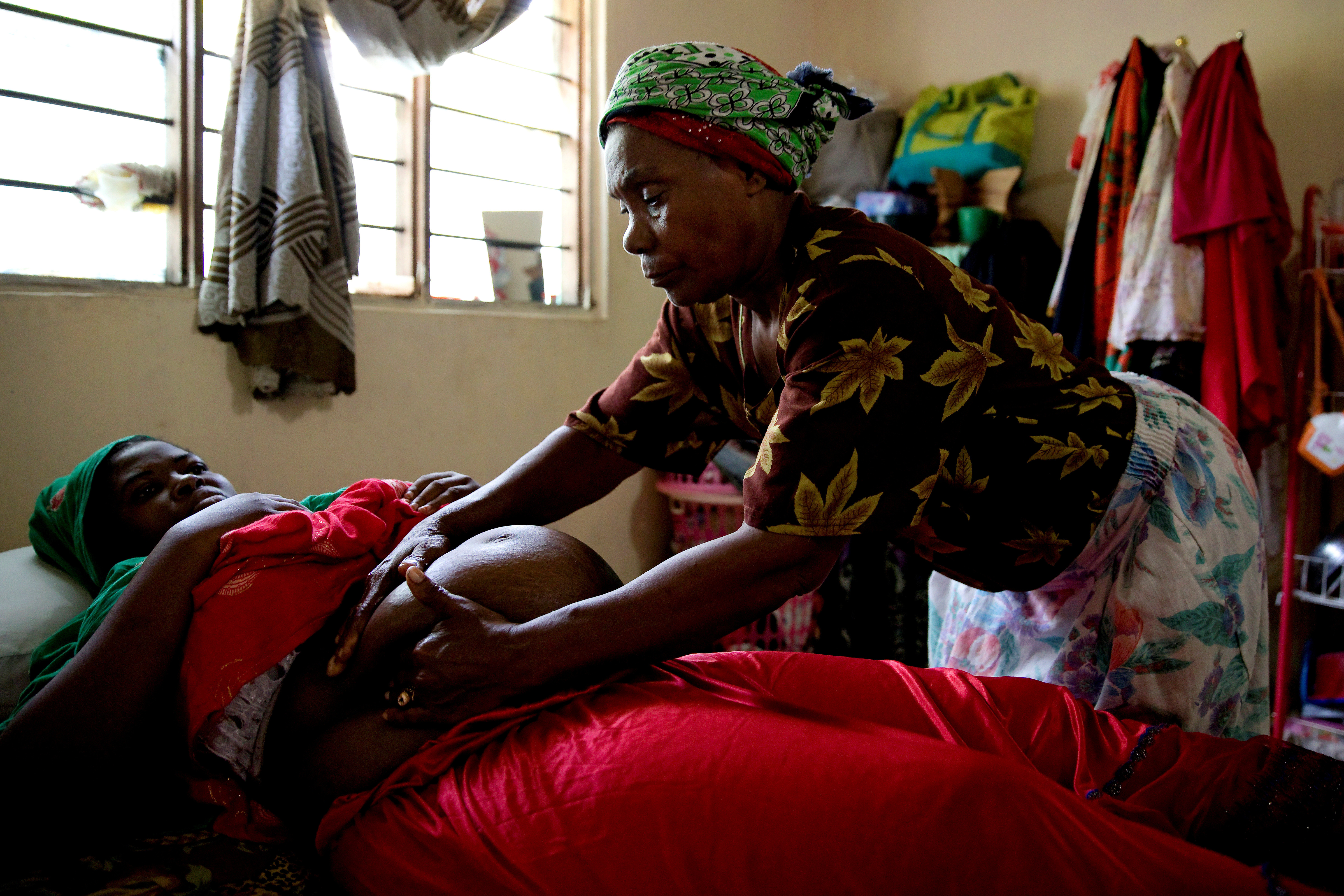 What's needed to ensure maternal health for women in vulnerable populations