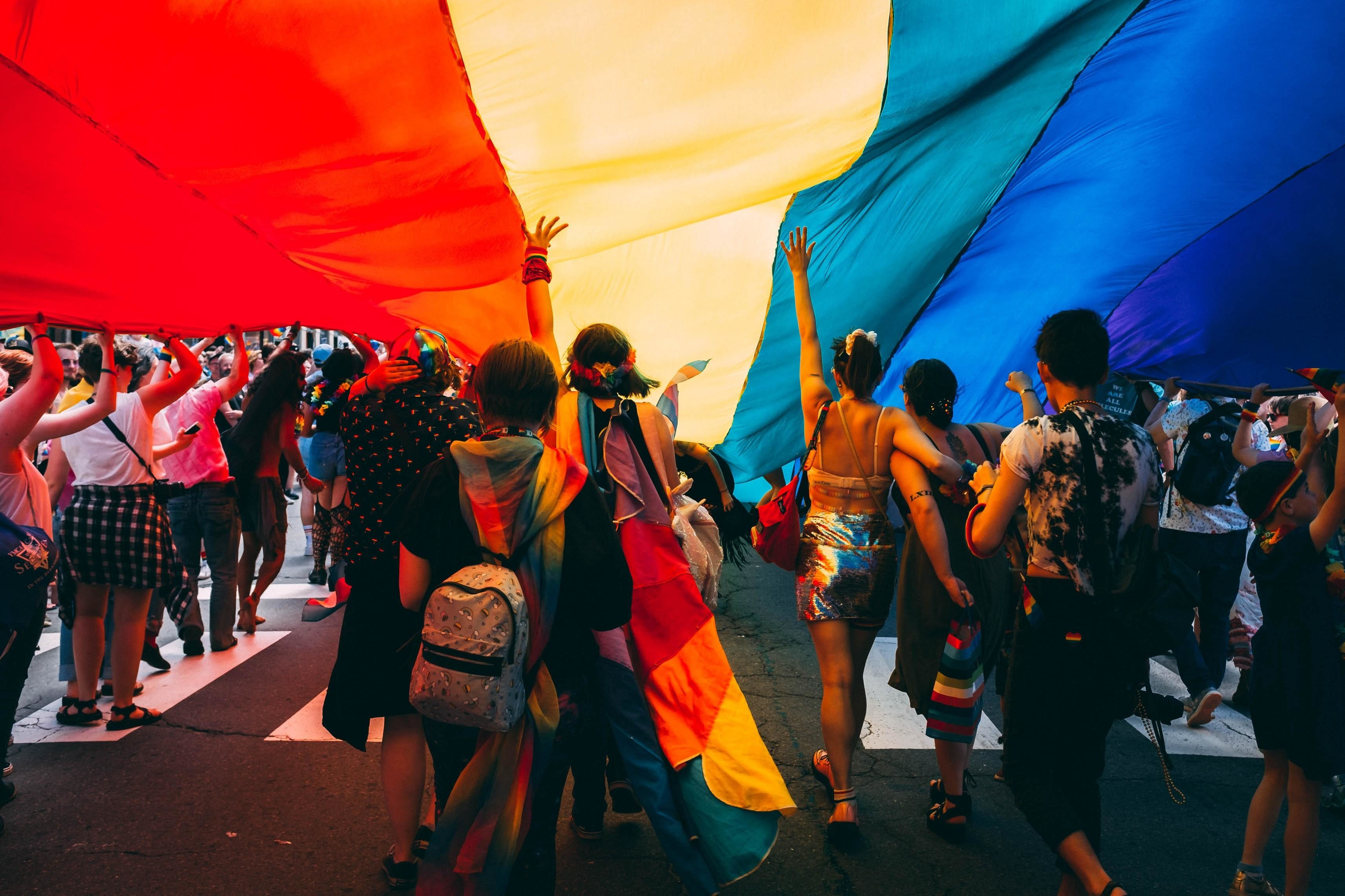 More young people than ever identity as LGTBQ – including 16% of Generation Z