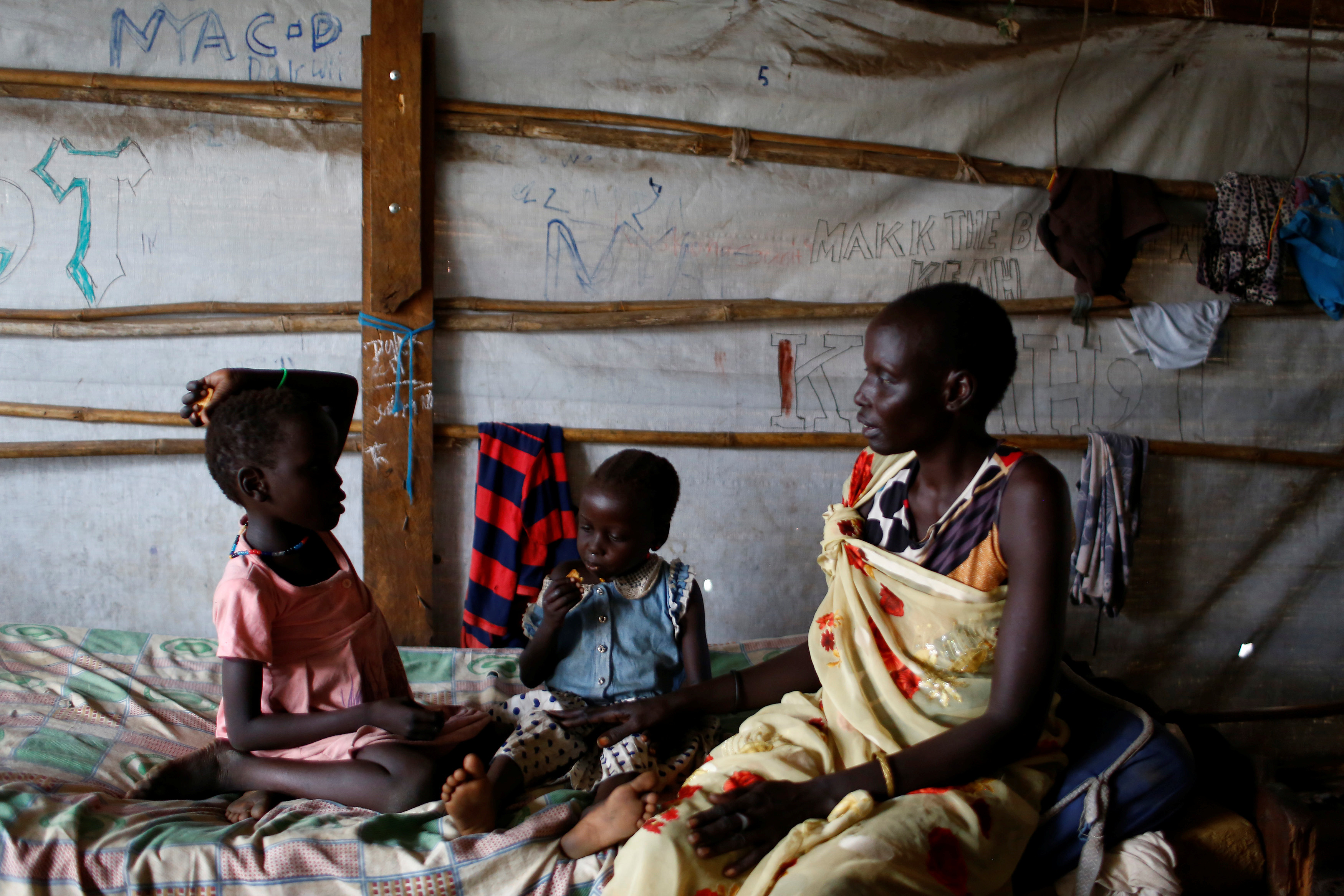 Gender equality inequality Africa women girls gender safety