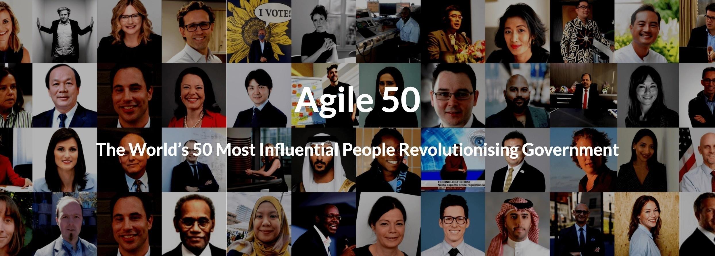 The Agile 50.