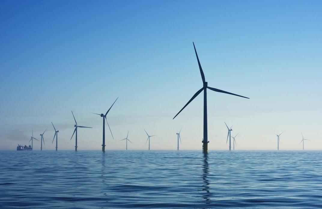 wind solar power energy decarbonisation electricity net-zero