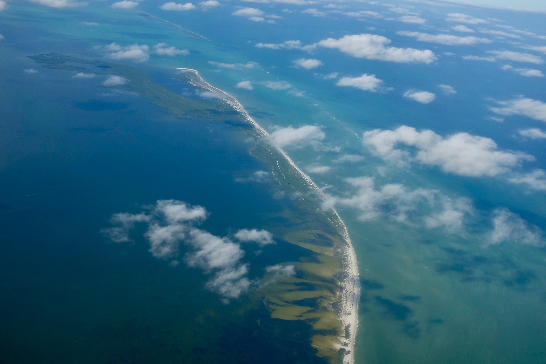 El sector costero y marino es un área que atrae fácilmente financiamiento privado para proyectos de conservación.