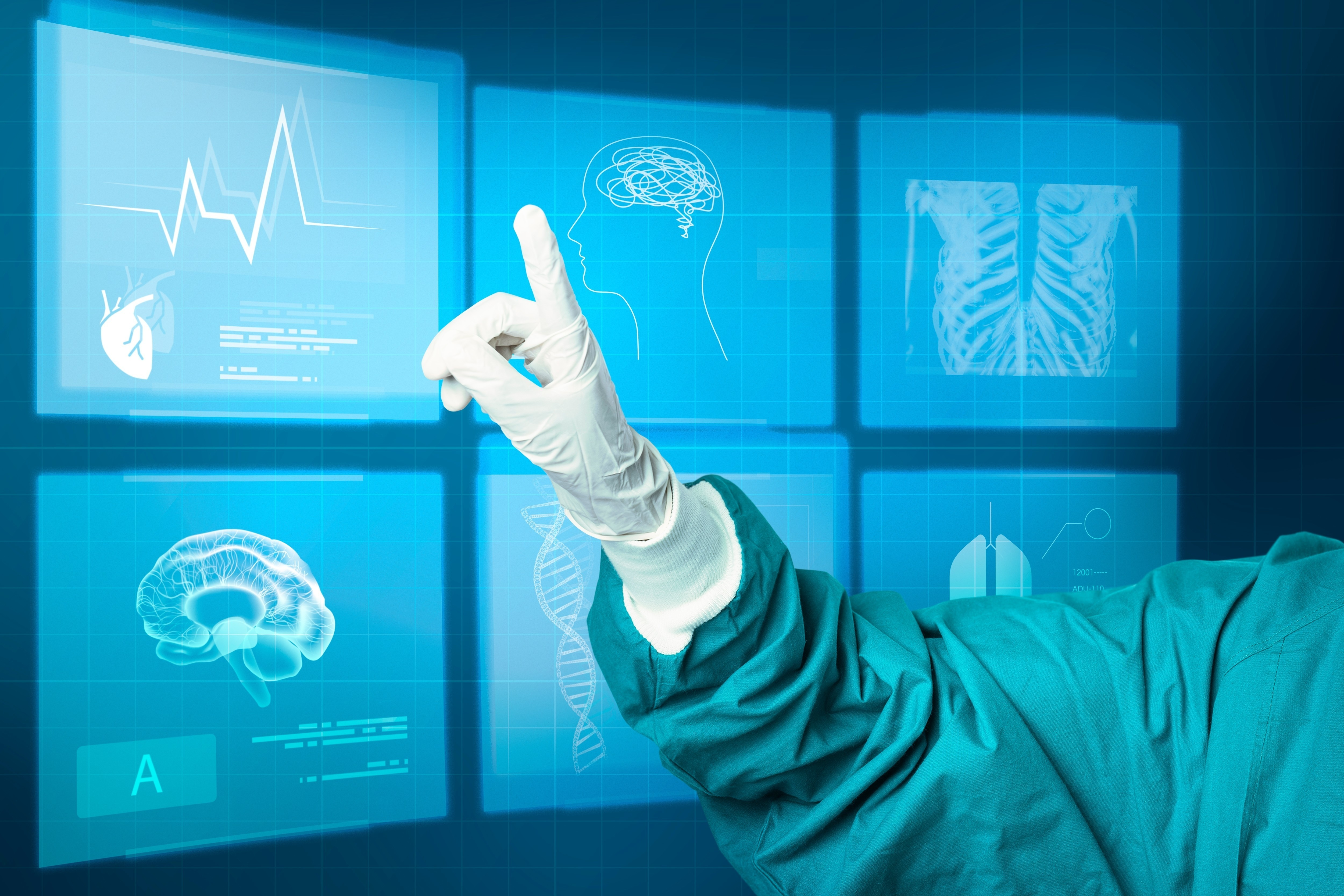 Digitalization in healthcare is expected to improve a broad range of health outcomes.