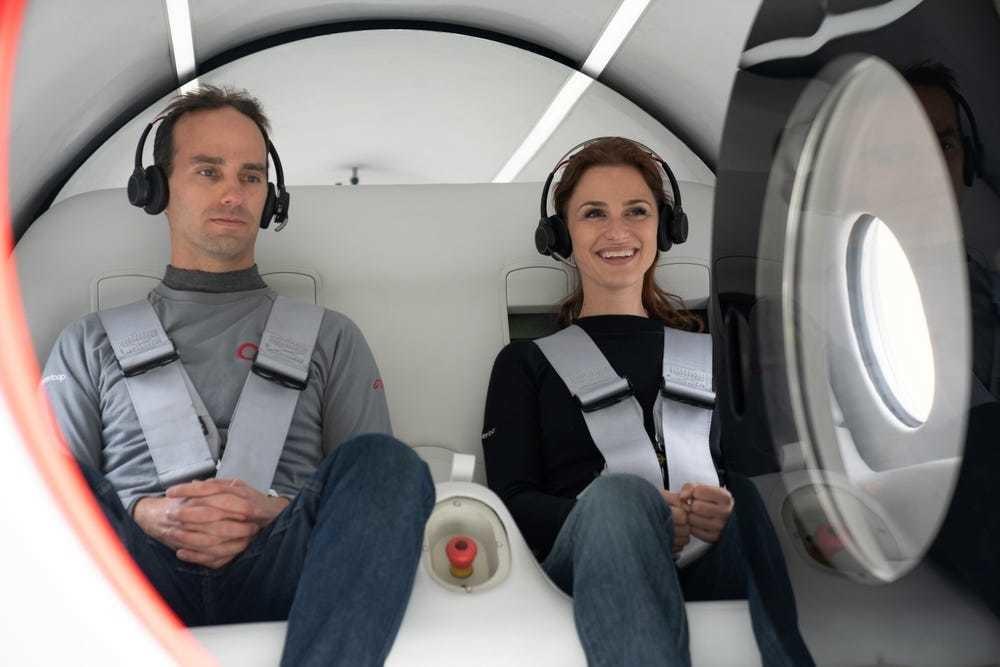 Virgin Hyperloop transport technology innovation
