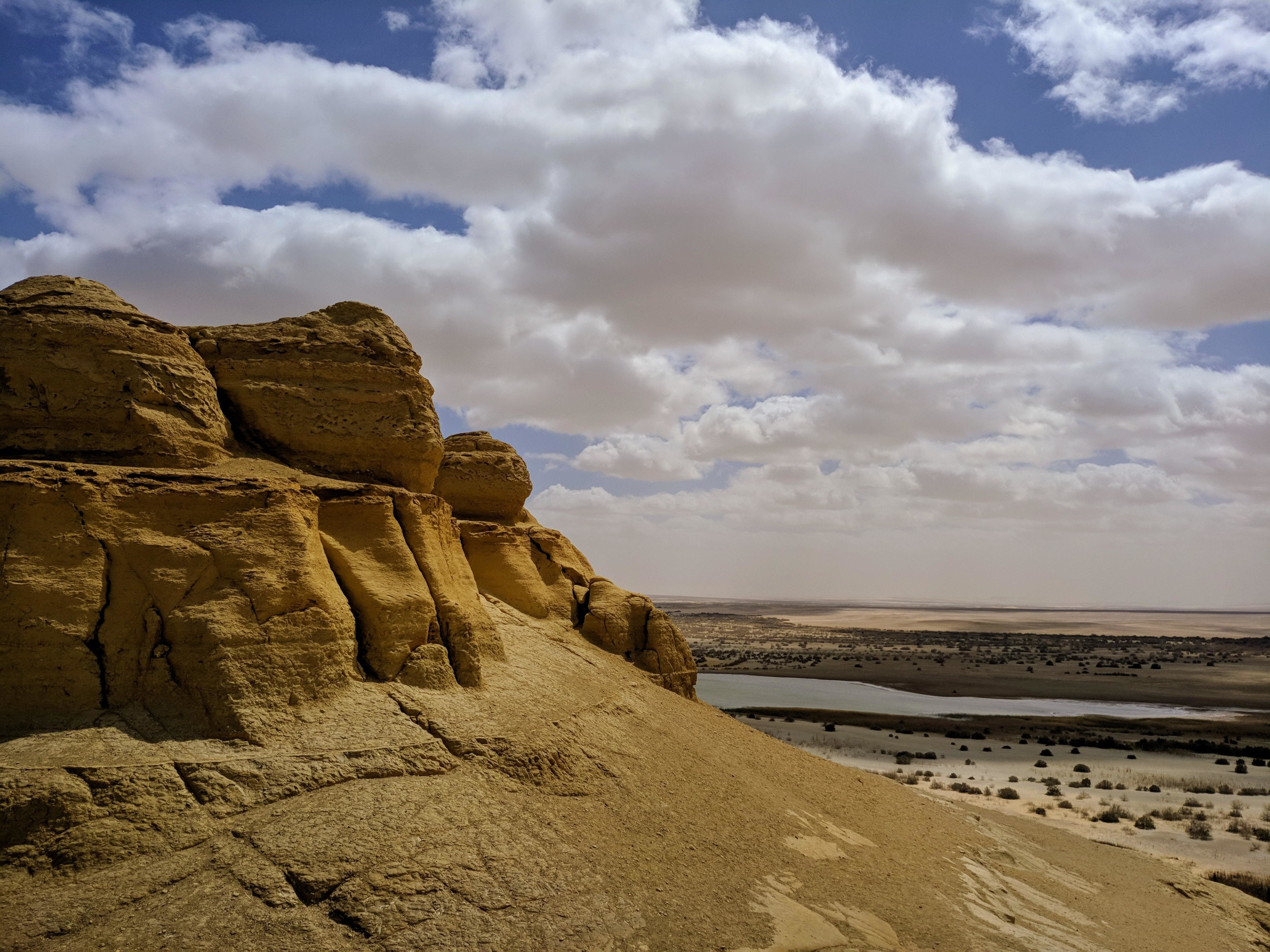 image of Wadi Al-Hitan (Valley of the Whales), Egypt