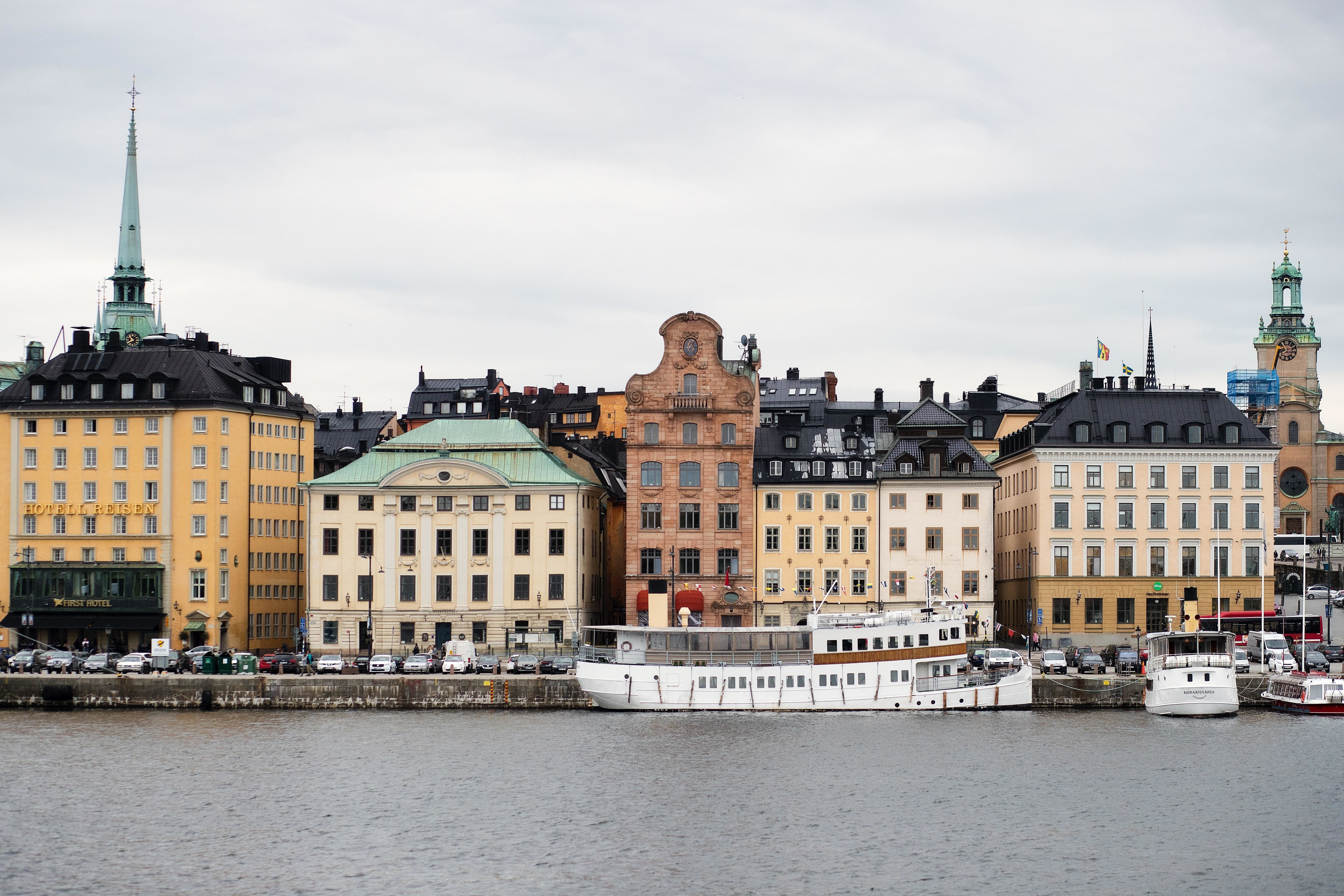 Stockholm Sweden wellbeing mental health society