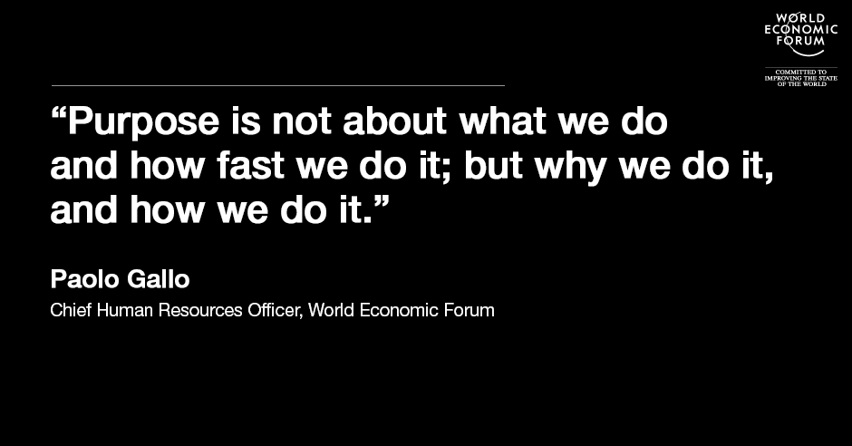 How To Find Meaning At Work World Economic Forum