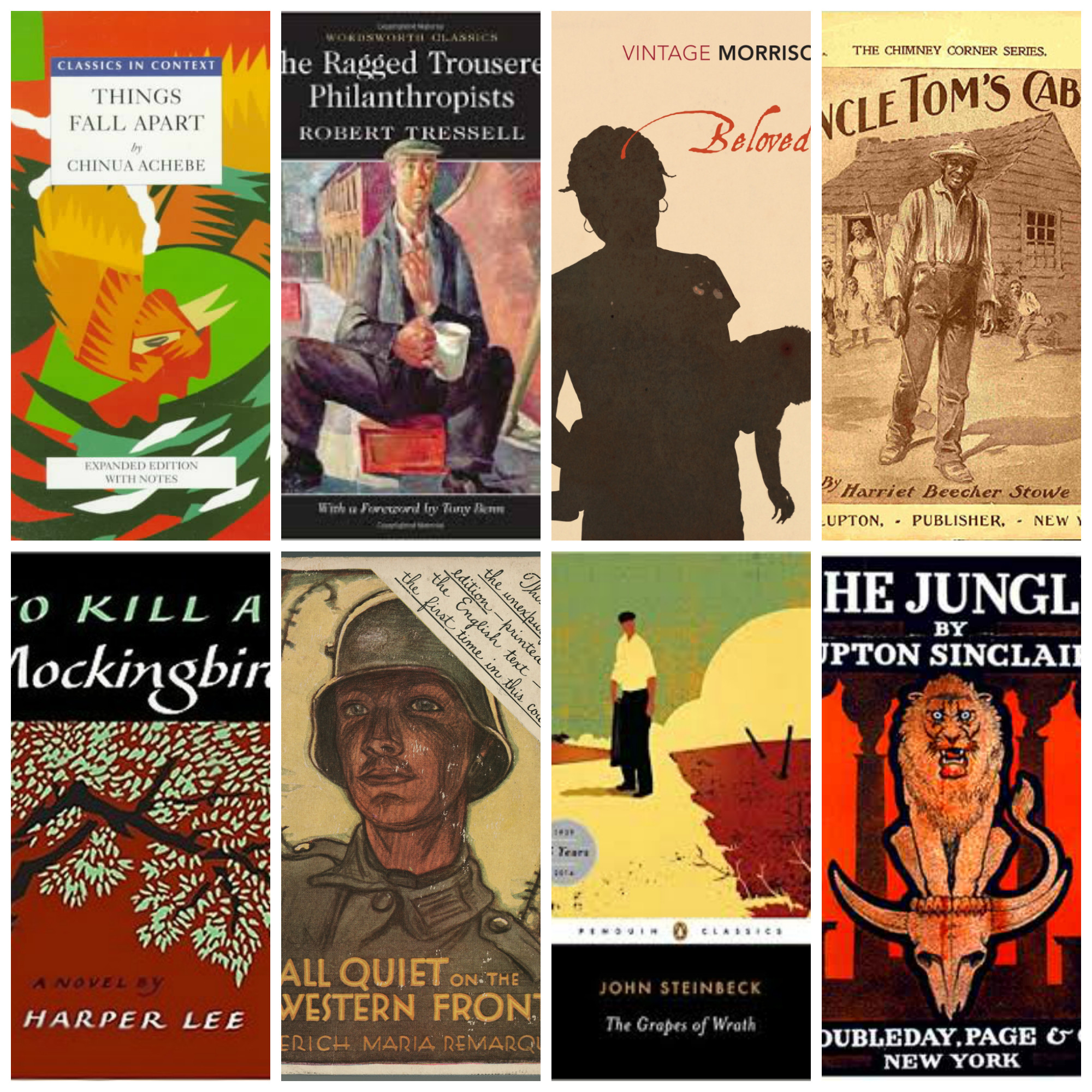 9 Novels That Changed The World World Economic Forum
