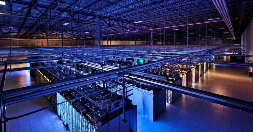Data Center de Google.