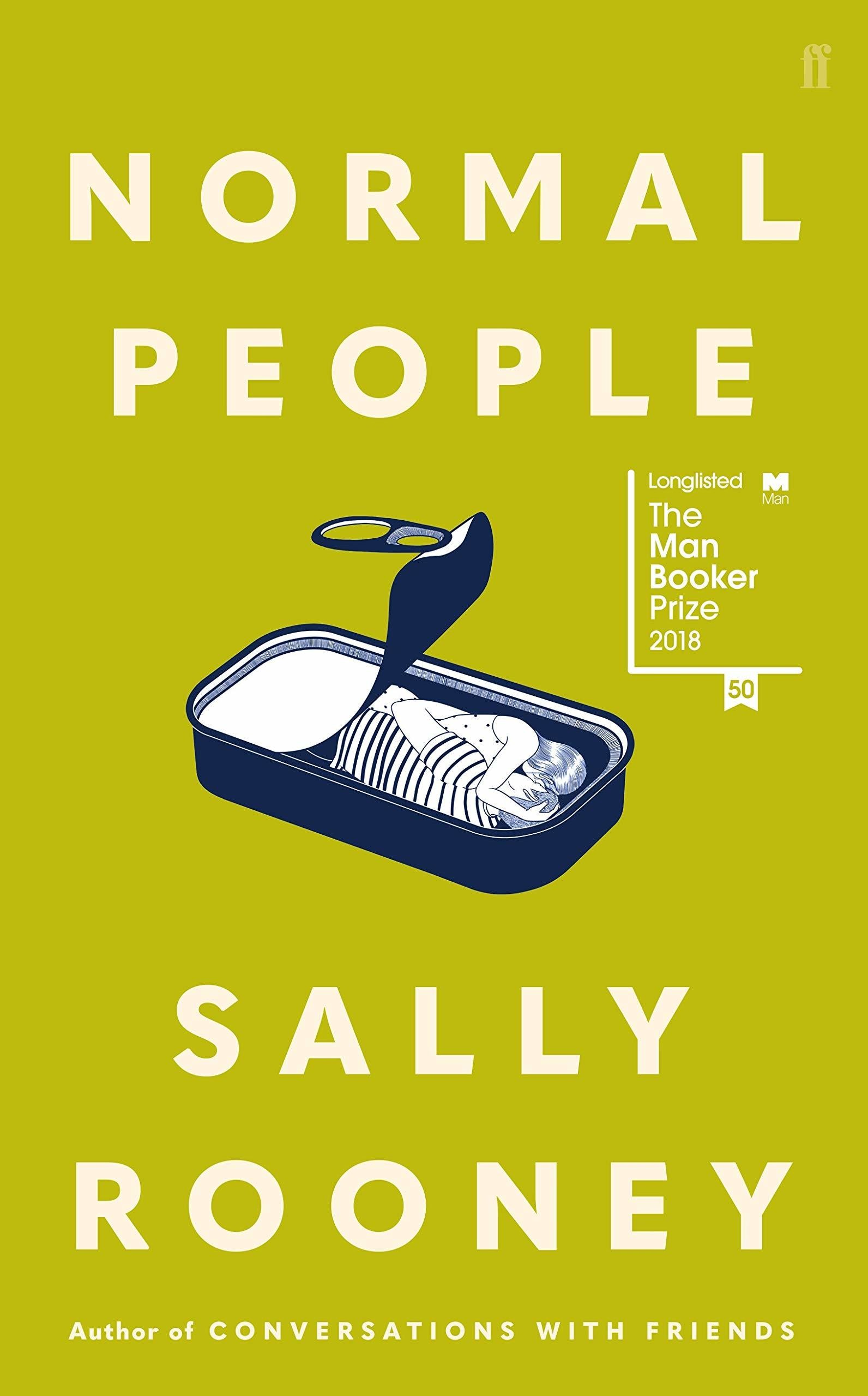 'Normal People' by Sally Rooney novel reading read literature book barack obama