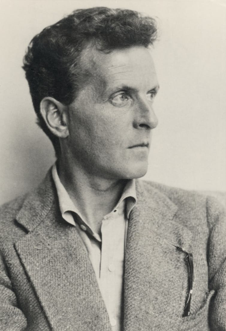 Ludwig Wittgenstein: 'Objectively there is no truth.'