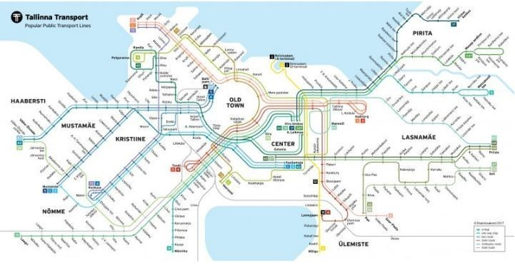 Estonia is making public transport free | World Economic Forum