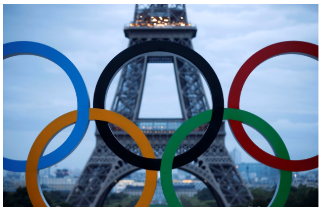 Paris will host the Olympic Games in 2024