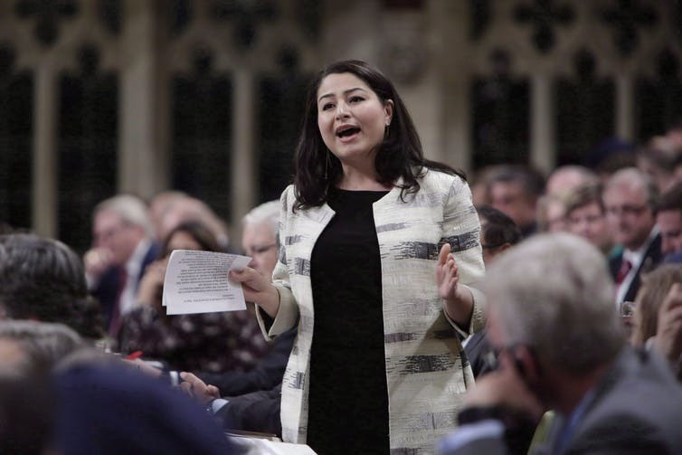 Status of Women Minister Maryam Monsef has announced $50 million for programs across Canada that support survivors of gender-based violence, saying more people than ever are coming forward to seek support and tell their stories.