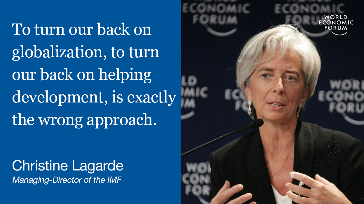 The end of globalization? Davos disagrees | World Economic Forum