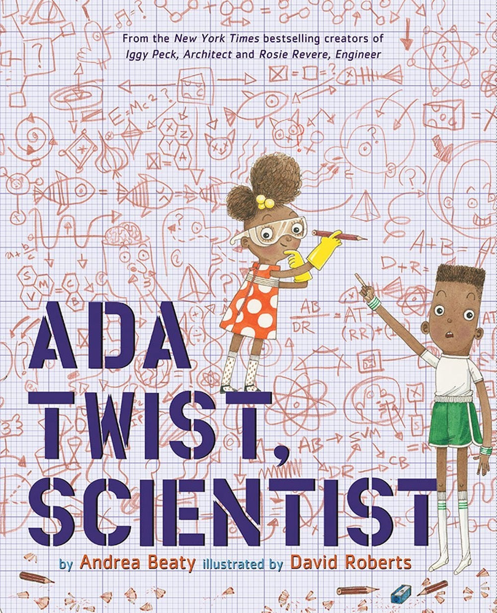 ada twist scientist andrea beaty abrams young professional science design children picture book