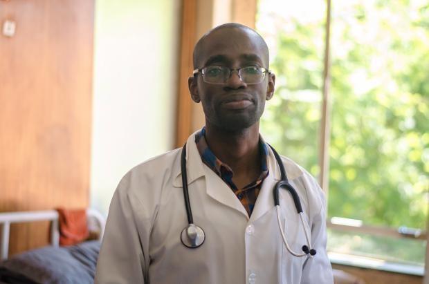 man doctor zimbabwe university medical degree UTH