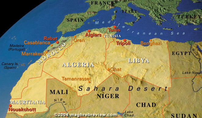 The Maghreb Union is one of the worlds worstperforming trading