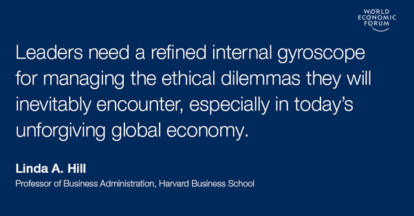 ethical dilemma in business definition