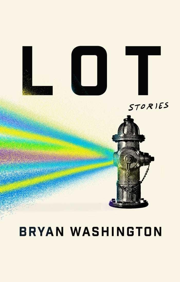 'Lot: Stories' by Bryan Washington literature reading novel barack obama