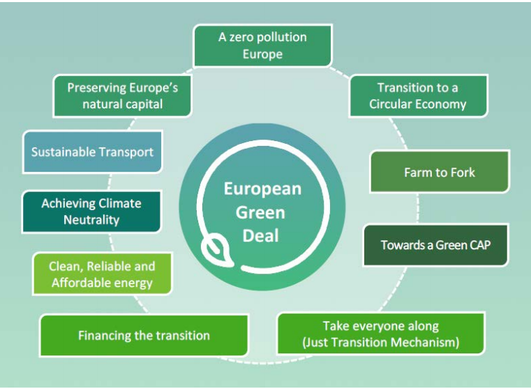 The European Green Deal must be at the heart of the COVID-19 ...
