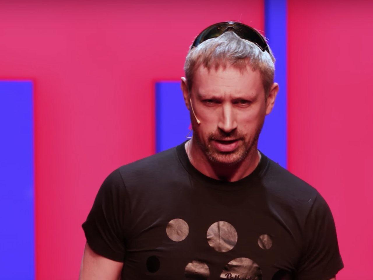 Gavin Wood, fondateur de Parity et co-fondateur du protocole Ethereum.