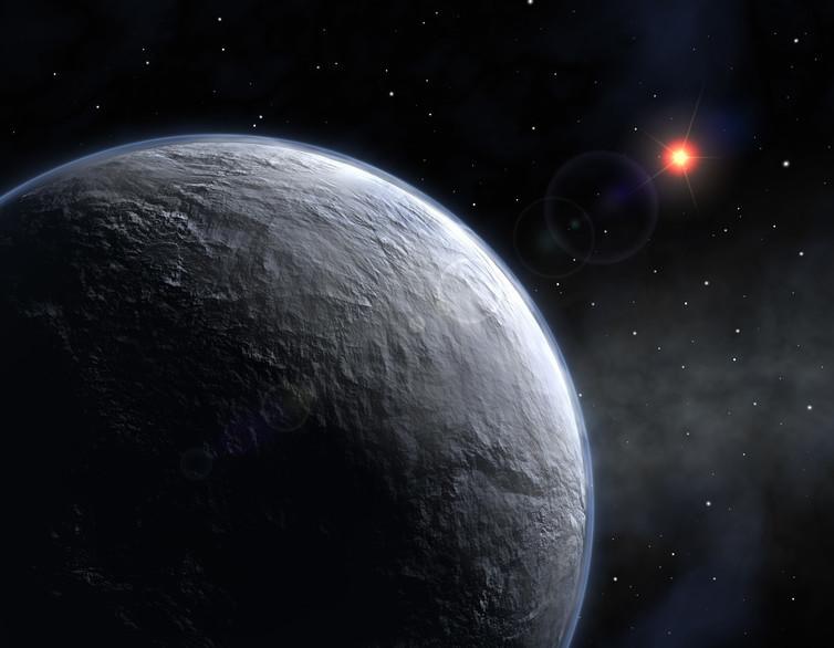 Freezing but Earth-like: ESO OGLE BLG Lb.ESO,CC BY-SA