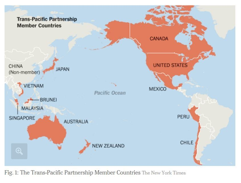 Who Would The Tpp Really Benefit World Economic Forum