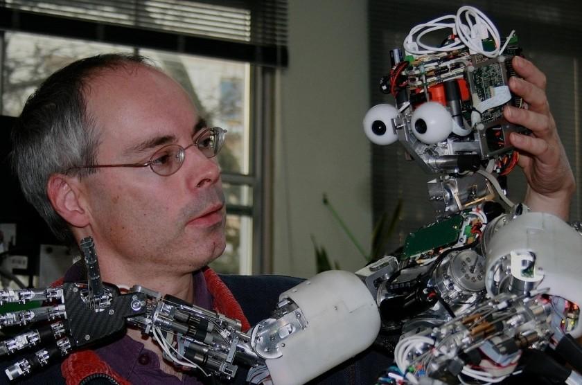 Murray Shanahan, professeur de robotique cognitive à l'Imperial College de Londres.