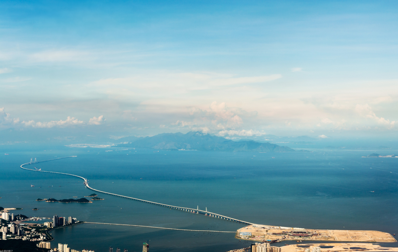 The Hong Kong-Zhuhai-Macao Bridge