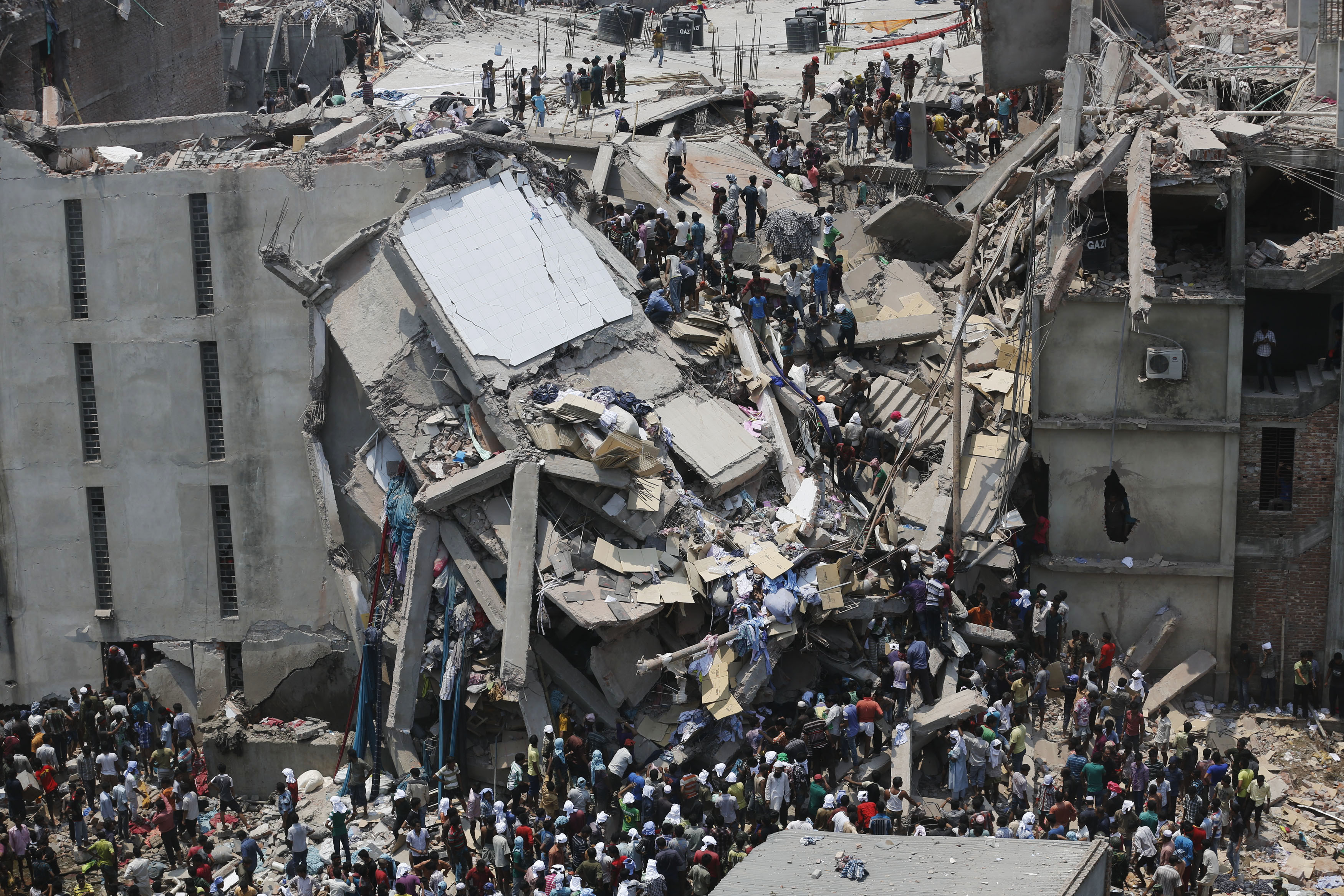 Three years ago, the Rana Plaza factory collapse left more than 1,000 people dead